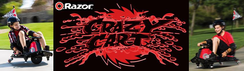 Razor Crazy Cart Kategorie