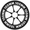 100mm Wheels
