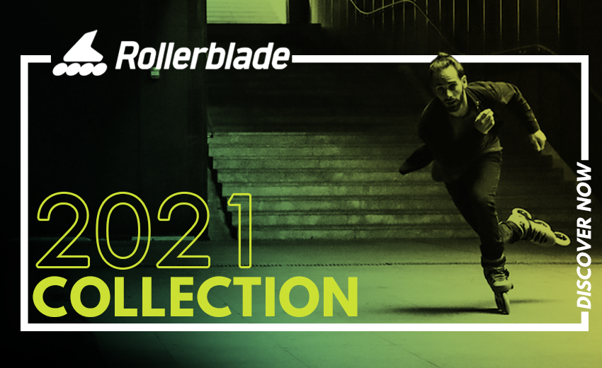 Rollerblade Collection 2021 at der-rollenshop.de