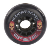 Base Hockey Inlineskate Rolle Sudden Death 72mm/84a