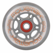 Movemax Inliner Rolle Fitness 76mm CW Abec7 Set
