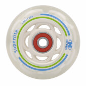 Hyper Inliner Rollenset Superlite 72mm CW Abec7 (4er-Pack)