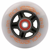 Movemax Inlineskate Rolle Speed 84mm CW Abec7 Set