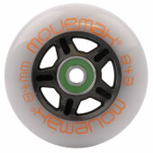 Movemax Inlineskate Rolle Speed 84mm Imperator Ceramic Set