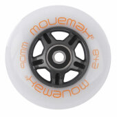 Movemax Inlineskate Rolle Speed 90mm Niro Set
