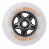 Movemax Inlineskate Rolle Speed 90mm SKF Race Set