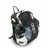 Cádomotus Rucksack Team Airflow Black/White