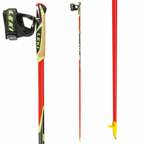 Leki Strike Carbon