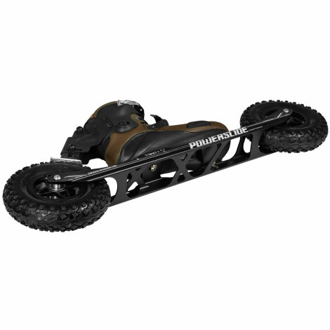 Powerslide Grave Digger Trinity 200