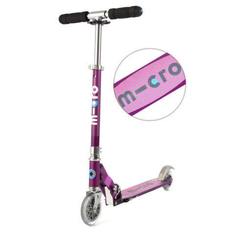 Micro Scooter Sprite Alu Special Edition lila