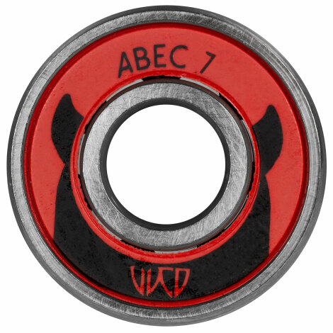 WCD Wicked Abec 7 Kugellager