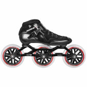 Powerslide Speedskates One 3x125 schwarz