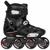 Powerslide Inlineskates Imperial One Black Crimson schwarz
