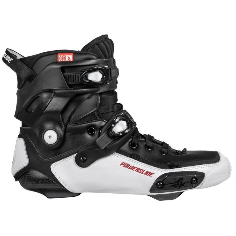 Powerslide Tau Black/White (Boot only)