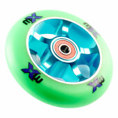 Micro Stuntscooter Rolle Metalcore Wheel 100mm (Abec 9)...