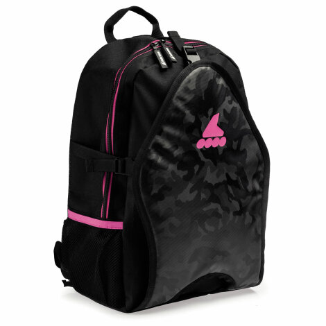 Rollerblade Backpack LT 15 (Black/Pink)