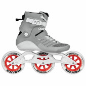 Powerslide Inlineskates Swell Road Grey 125 grau