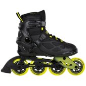 Playlife Inlineskates Lancer Black 84 schwarz
