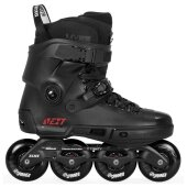 Powerslide Inlineskates Next Core Black 80 schwarz