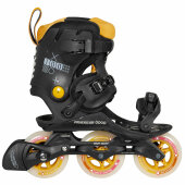 Powerslide Inline Skates Doop Yellow Sunrise 100