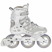 Powerslide Inline Skates Phuzion Argon Cloud 110 weiss