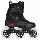 Powerslide Inlineskates Next Core Black 110 schwarz