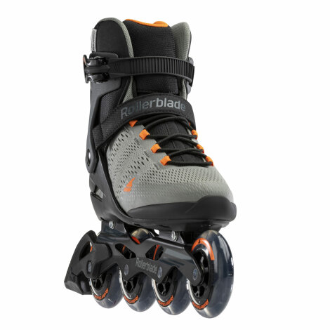 Rollerblade Inlineskates Sirio 90 (Anthrazit/Orange)