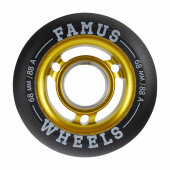 Famus Inline Skate Rolle 68mm/88a