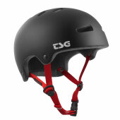 TSG Skatehelm Superlight solid color II schwarz matt