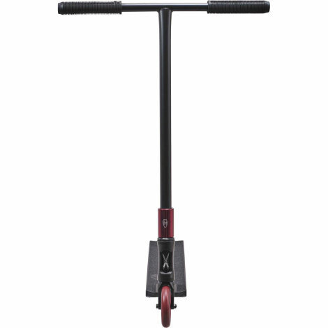 North Stuntscooter Switchblade (Matte Black & Wine Red)